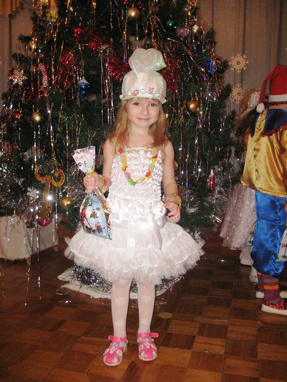 Костюм конфетки на новый год фото своими руками