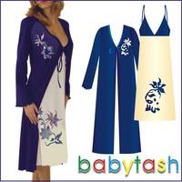 """Продам НОВЫЙ комплект  """"Нефертити """" сорочка + халат.  Покупали для меня в."""