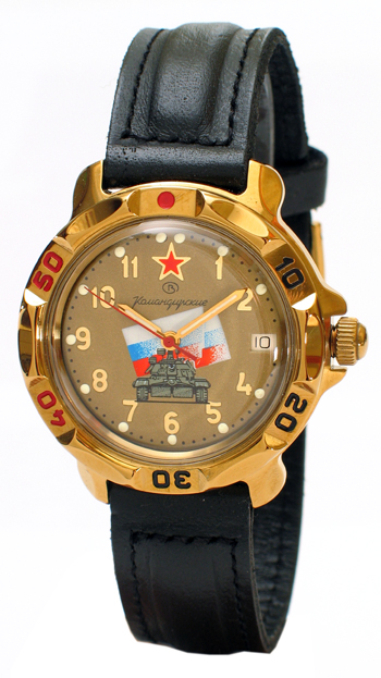 Часы Командирские » Каталог наручных